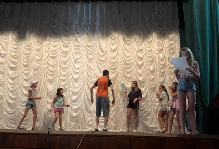 английский детский театр