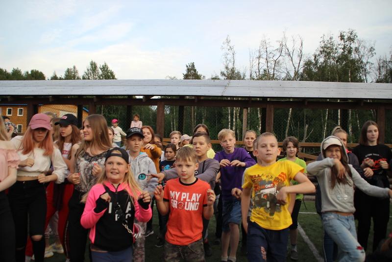 лагерь английского языка в Ленинградской области
