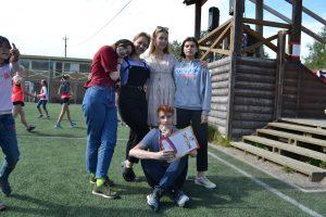 смены в детском языковом лагере Кирочное Подворье